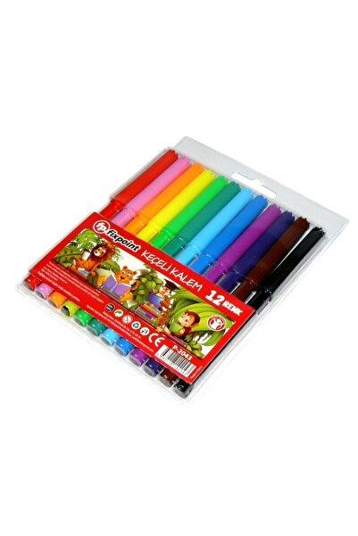 FixPoint Keçeli Kalem 12 Renk