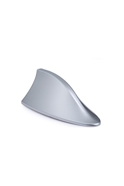 DORCAR Gümüş Gri Renk Elektrikli Shark Köpekbalığı Balina Tavan Anteni