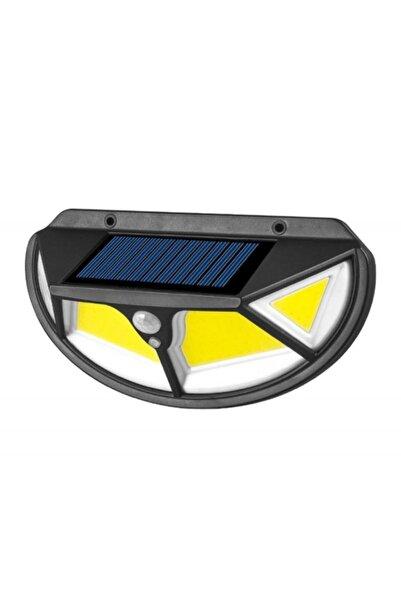 SGE TEKNOLOJİ Sge 122 Cob Led Yeni Teknoloji Güneş Enerjili Hareket Sensörlü Bahçe Aydınlatması Beyaz Işık