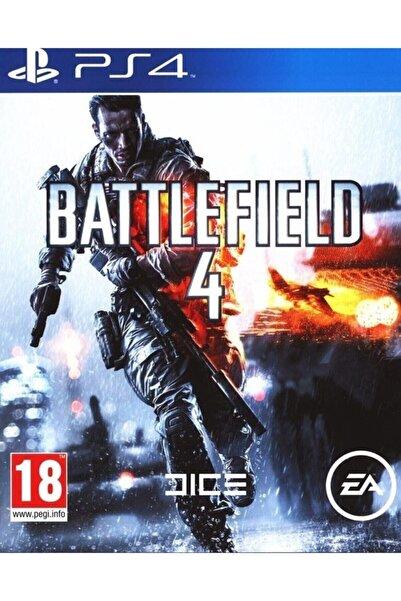 EA Ps4 Battlefield 4 - Orjinal Oyun - Sıfır Jelatin
