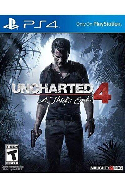 Naughty Dog Uncharted 4 Türkçe Altyazılı Ps4
