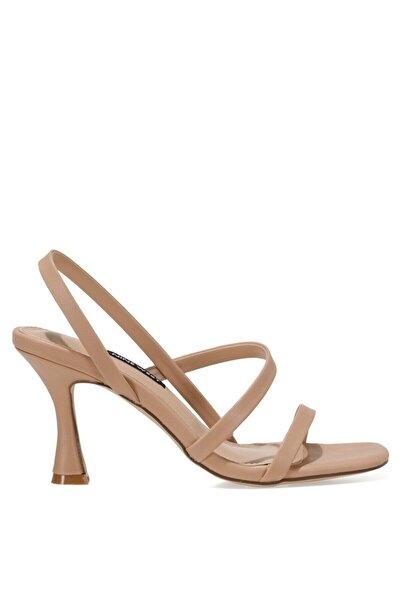 Nine West MOONA 1FX Naturel Kadın Sandalet 101008489