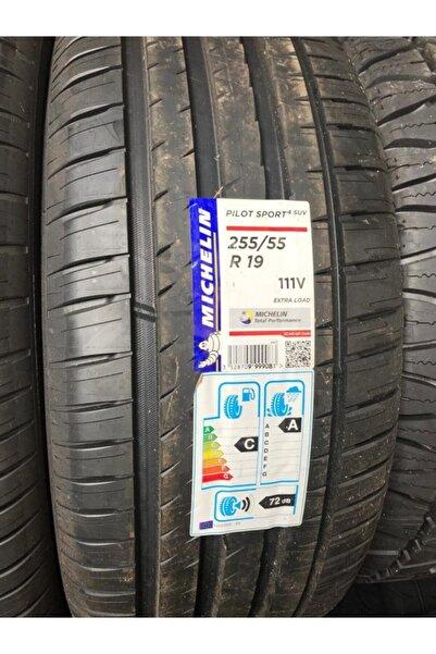 Michelin Pilot Sport 4 255/55r19 111v Xl