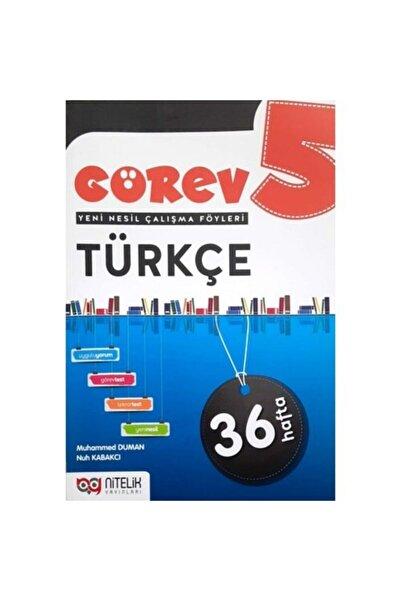 Nitelik Yayınları Nitelik 5. Sınıf Görev Türkçe