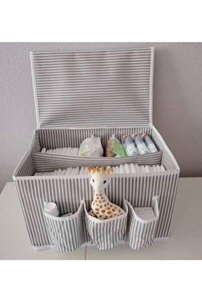 Özlem Toys Fantastic Baby Bebek Bezi Düzenleyici 35x23x23 Ebatlarında