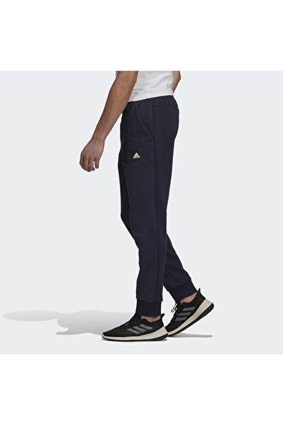 adidas Erkek Lacivert Pantolon Gm6444