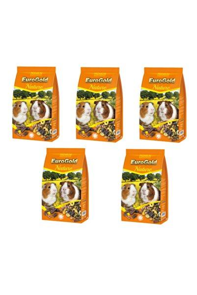 EuroGold Guinea Pig Yemi 750 Gr 5 Adet