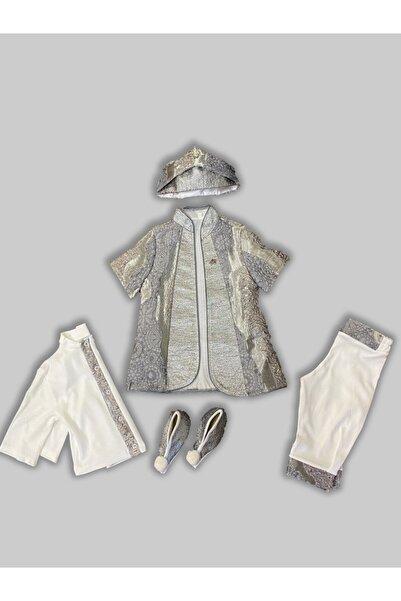 Sinan çocuk Erkek Bebek Mevlüt Takımı Sünnet Kıyafeti
