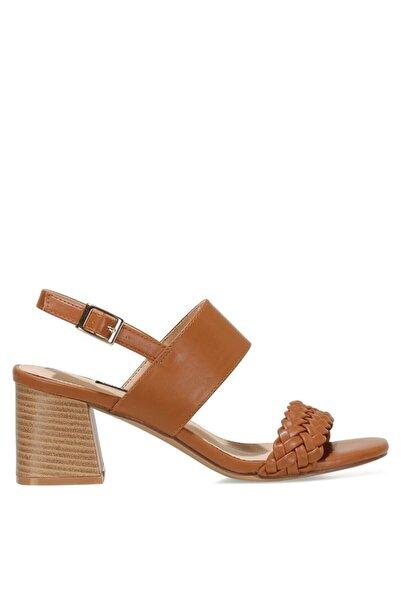 Nine West BRANTSON 1FX Taba Kadın Sandalet 101027445