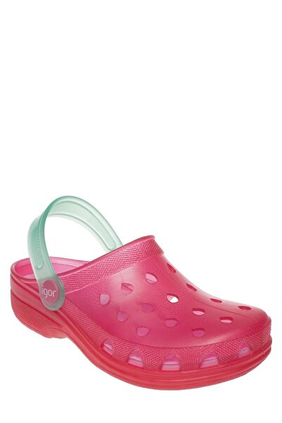 IGOR Unisex Çocuk Pembe Poppy Sandalet S10116-046