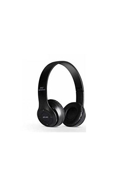 VY Aksesuar Bluetooth Kulaklık Mp3 Fm Solo 2 Beats Model Kulaküstü P47