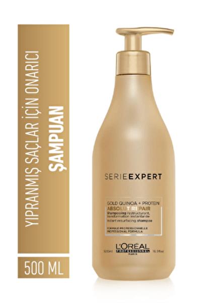 Serie Expert Gold Quinoa Absolut Repair Şampuan 500ml