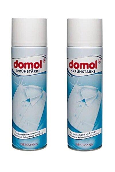 DOMOL Ütü Kolası Sprey 500 ml X 2 Adet Alman Üretim