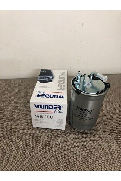 WUNDER Wb 158 6rf127401a Skoda Rapid 1.6 Tdi / Seat Ibıza Iv Mazot Filtresi
