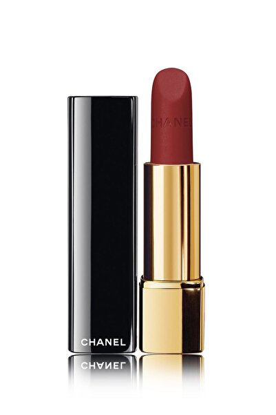 Chanel Ruj - Rouge Allure Velvet Matte Lip Colour 58 Rouse Vie 3145891625806