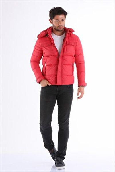 Erkek Kırmızı Mont 1201