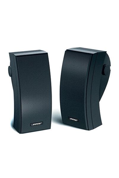 Bose 251 Dış Mekan Siyah Stereo Hoparlör Seti 24643