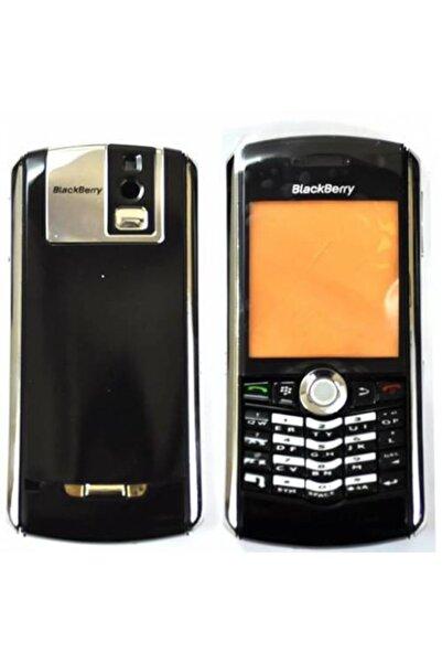BlackBerry 8100 8110 Kasa Kapak Siyah