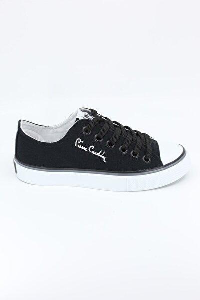 Pierre Cardin Siyah Converse Unisex Sneaker Ayakkabı Pc-30657