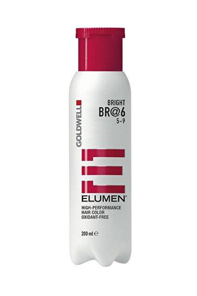 GOLDWELL Elumen BR-6 Brown Red - Kahve Kızıl Saç Boyası 4021609108429