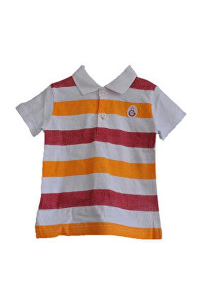 Cızgılı Galatasaray Bebek T-Shirt ZB850