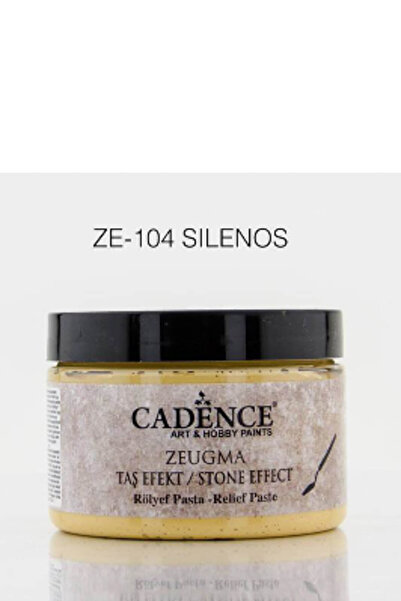 Cadence Zeugma Taş Efekti Rölyef Pasta 104 SILENOS