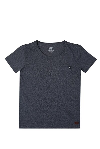 Bad Bear MELANGE TEE NAVY
