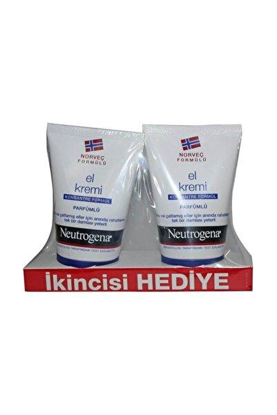 Neutrogena El Kremi Seti Parfümlü 2X50Ml