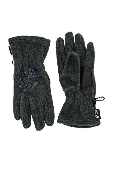 Jack Wolfskin Kadın Gri Eldiven - Paw Gloves - 19615-999