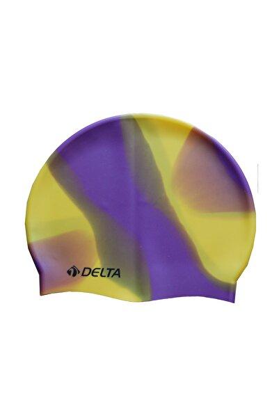 Delta Silikon Gökkuşağı Yüzücü Bonesi - DS 55 - V