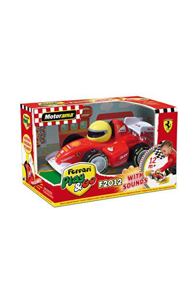 Ferrari Kırmızı  Çocuk Araba LTI501371_19-1663