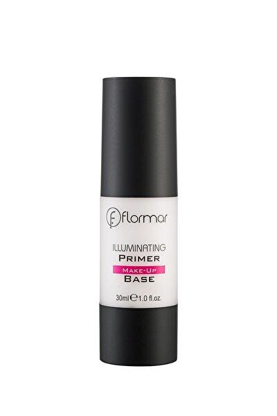 Flormar Aydınlatıcı Makyaj Bazı - Illuminating Primer Make-Up Base White 30 ml 8690604164660