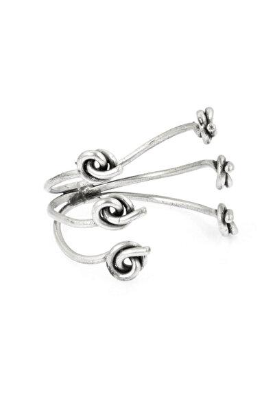 BENDİS Kadın Gümüş Düğüm Bileklik 2267
