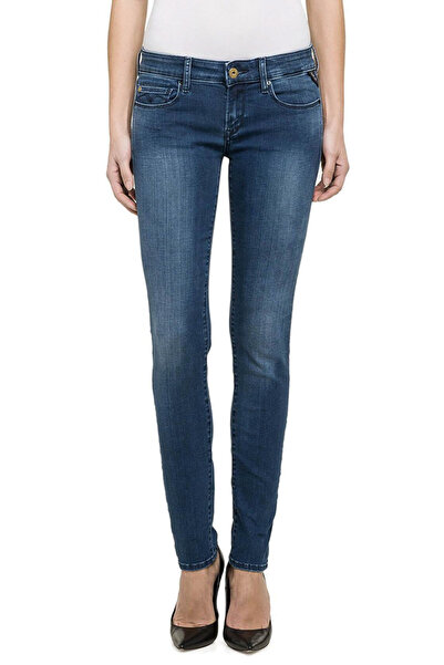 Replay Kadın Mavi Jeans 339777