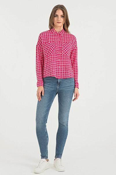 Loft Kadın Gömlek LF2016760