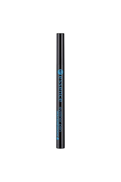 Essence Eyeliner Pen Waterproof Suya Dayanıklı Kalem Eyeliner No 01