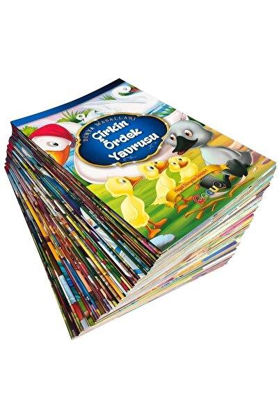 Karatay Yayınları Karatay Dünya Masalları Seti 50 Kitap 1. Sınıf Hikaye Kitabı