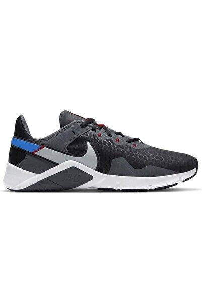 Nike Erkek Legend Essential 2 Siyah Antrenman Ayakkabısı Kalıbı Dardır 1 Numara Büyük Alınız