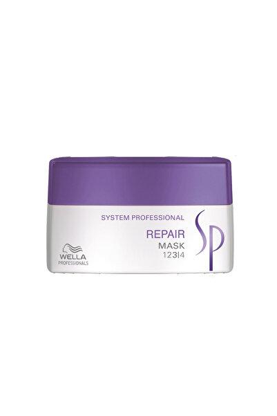 Wella SP Repair Mask Onarıcı Saç Bakım Maskesi 200 ml 4015600133986