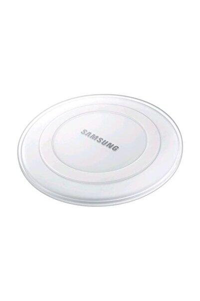 Samsung Kablosuz Şarj Aleti Orjinal Şarj Cihazı - BEYAZ
