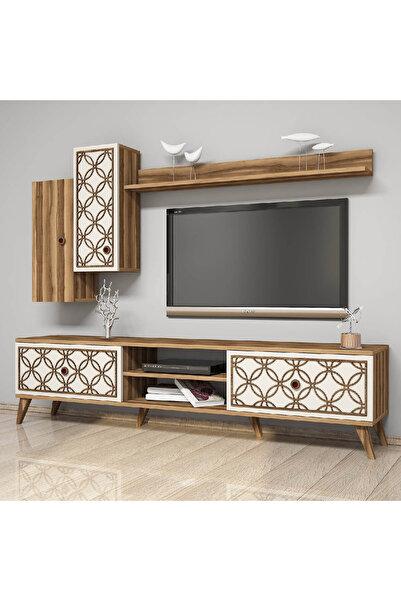 Variant Mobilya Class Duvar Raflı Tv Ünitesi