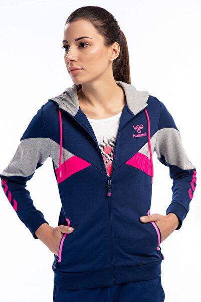 HUMMEL Kadın Sweatshirt Sierra Zip Hoodie