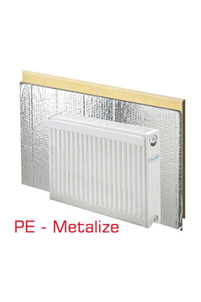 MasterCare Pe Metalize Plaka Yansıtıcı Plaka 8 Mm Kalınlık 50 Cm X 1 Mt 423406