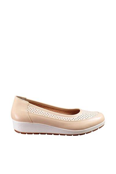 Derimod Bej Kadın Ayakkabı