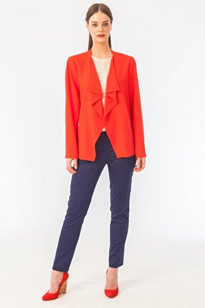 Naramaxx Kadın Kırmızı Ceket 16Y11111Y230