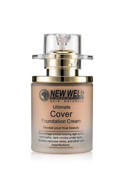 New Well Cover Şişe Fondöten No:02 30 ml 8680923321783
