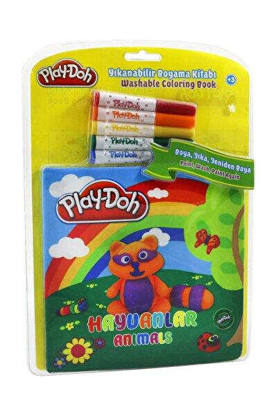 Play Doh Play-Doh Silinebilir Kitap Hayvanlar Sk001