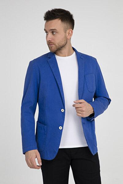 Hugo Boss Erkek Mavi Renkli Ceket 50259477 C449