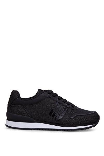 Emporio Armani Kadın Siyah Sneaker X3X049 Xl201 A031