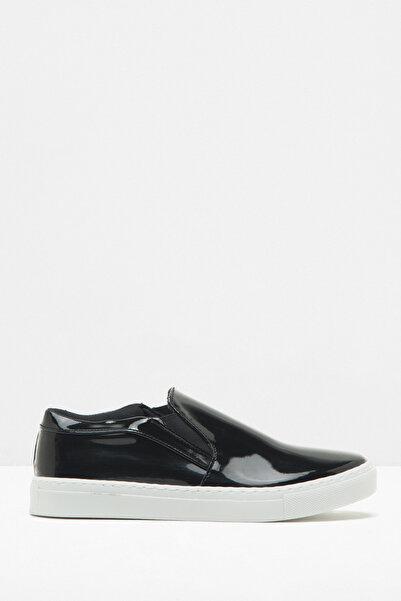 Koton Kadın Siyah Casual Ayakkabı 7KAK29009AA